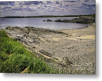 Metal Print featuring the photograph Quiet Cove by Mark Myhaver