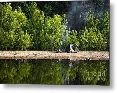 Quiet Morning Metal Print by Svetlana Sewell