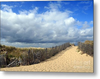 Race Point Metal Print