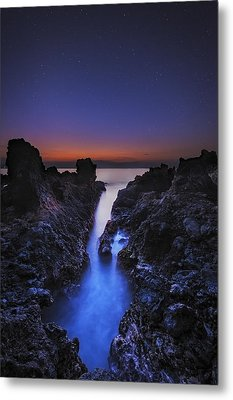 Radiance Metal Print by Hawaii  Fine Art Photography