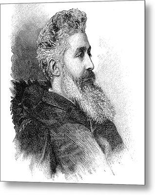 Ram�n Emeterio Betances (1827-1898) Metal Print by Granger