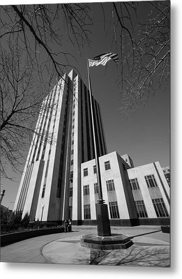 Ramsey County Courthouse Metal Print