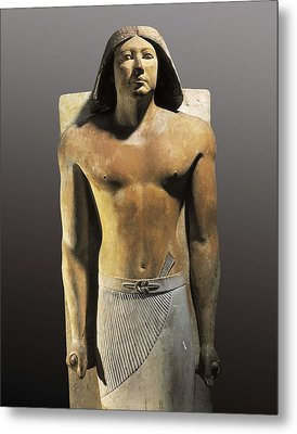 Ranefer. 2500 - 2465 Bc. Detail Metal Print