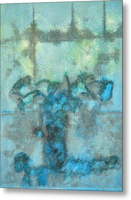 Ranunculaceous Metal Print by Valerie Lynch
