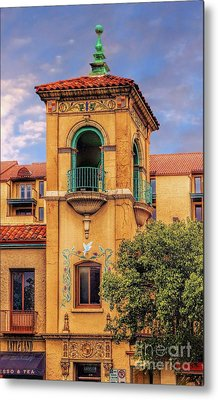 Rapunzel Let Down Your Hair Metal Print by Jon Burch Photography