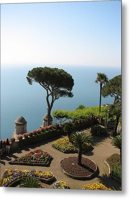 Metal Print featuring the photograph Ravello by Carla Parris