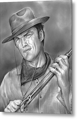 Rawhide Metal Print by Greg Joens
