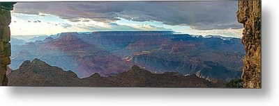 Rays Of Color Metal Print by Mike Groves