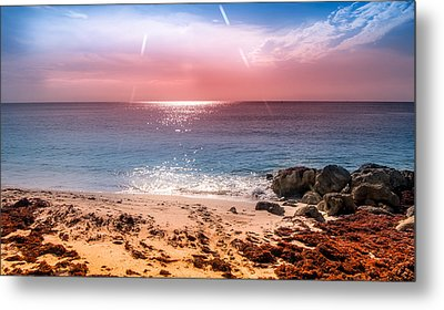 Rays Of Light Metal Print by Louis Ferreira