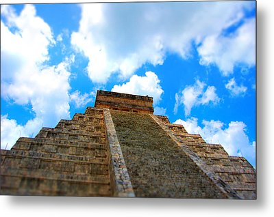 Reac For The Sky Metal Print by Jame Hayes