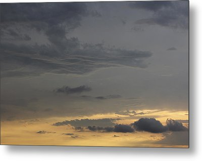 Reach For The Sky 20 Metal Print by Mike McGlothlen