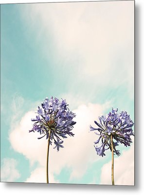 Reaching For The Sky Metal Print by Brooke T Ryan