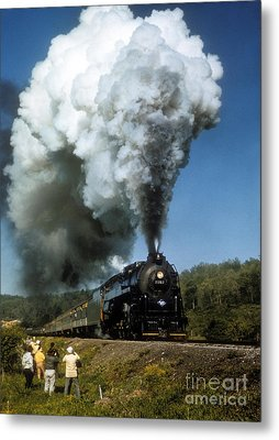 Metal Print featuring the photograph Reading 2102 In Virginia by ELDavis Photography