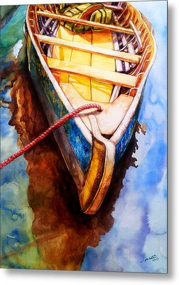 Ready For The Ride Metal Print