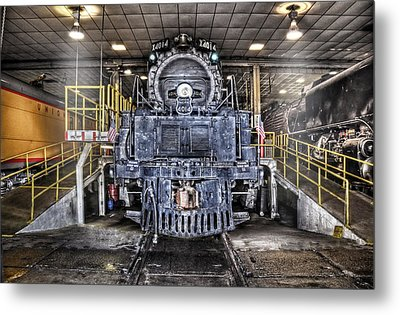 Metal Print featuring the photograph Ready To Begin My Restoration by Ken Smith