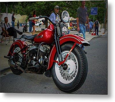 Red Rider Metal Print