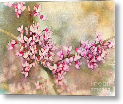 Welcome Spring Metal Print