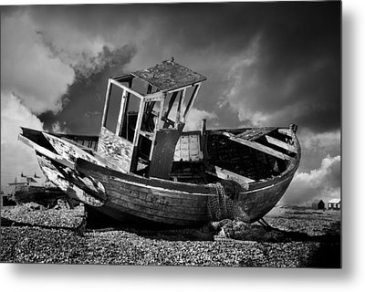 Redundant Metal Print by Mark Rogan