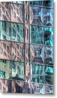 Reflection 19 Metal Print by Jim Wright
