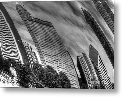 Reflection 36 Metal Print by Jim Wright