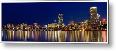 Reflection Metal Print by Raffi Zoubouian