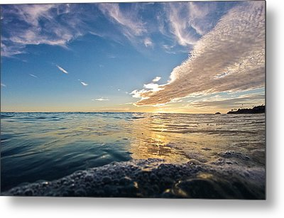 Reflections Metal Print by Andrew Raby