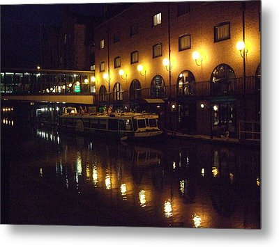 Metal Print featuring the photograph Reflections by Jean Walker
