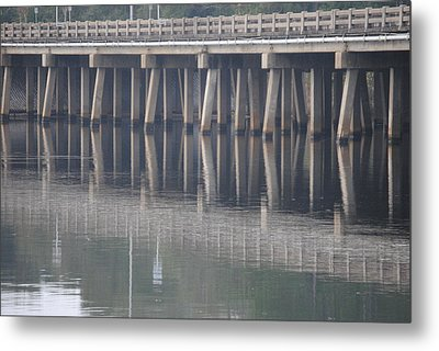Reflections Metal Print by Michele Kaiser