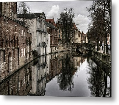 Reflections Of The Past ... Metal Print