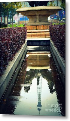 Reflections Metal Print by Shawna Gibson
