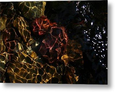 Refracted Sunlight Metal Print by Kevin Sebold