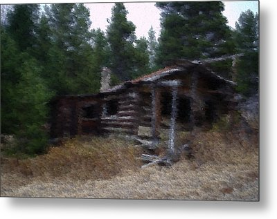 Refuge Metal Print by Kevin Bone