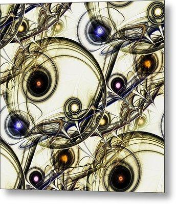 Rejuvenation Metal Print by Anastasiya Malakhova
