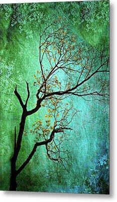 Jade Metal Print by Diana Angstadt