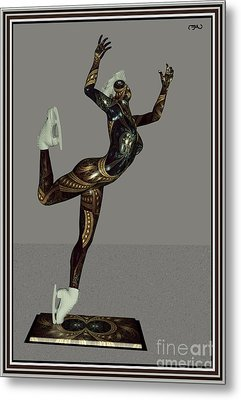 Relaxation  5r1 Metal Print by Pemaro
