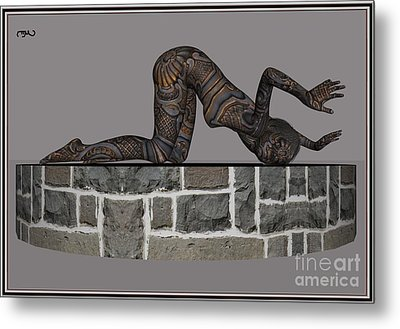 Relaxation10r1 Metal Print by Pemaro