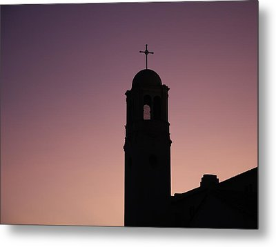 Religion Metal Print by Nathan Rupert