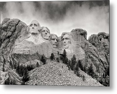 Remarkable Rushmore Metal Print