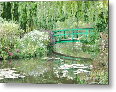 Remembering Monet  Metal Print
