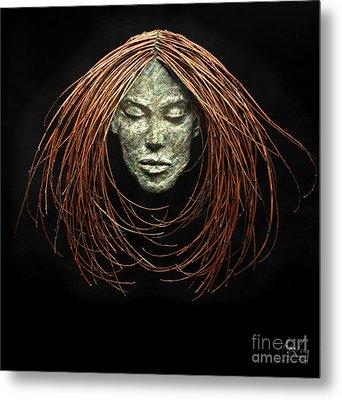 Renewed Solace Metal Print by Adam Long