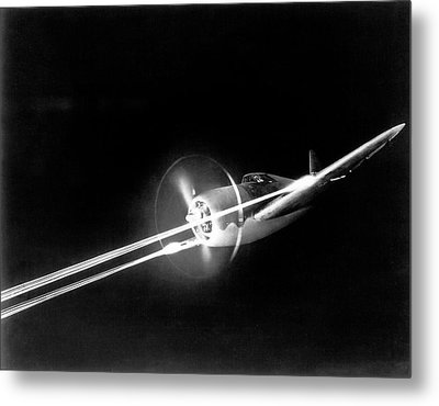 Republic P-47 Thunderbolt Metal Print by Us Air Force