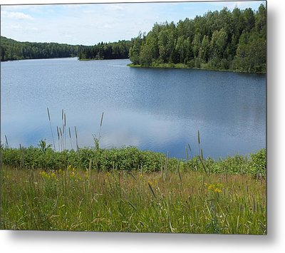 Reservoir 1 Metal Print