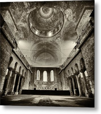 Resilient - Hagia Irene Metal Print by Stephen Stookey