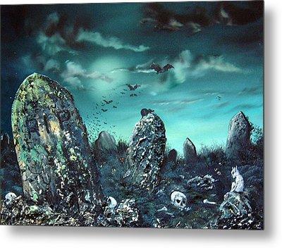 Rest In Peace Metal Print by Jean Walker