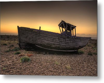 Rested Five Metal Print by Jason Green
