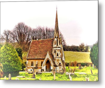 Metal Print featuring the photograph Resting Place 01 by Paul Gulliver