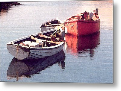 Metal Print featuring the photograph Resting by Susan Crossman Buscho