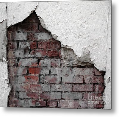 Revealed Metal Print by Ethna Gillespie