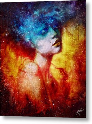 Revelation Metal Print by Mario Sanchez Nevado