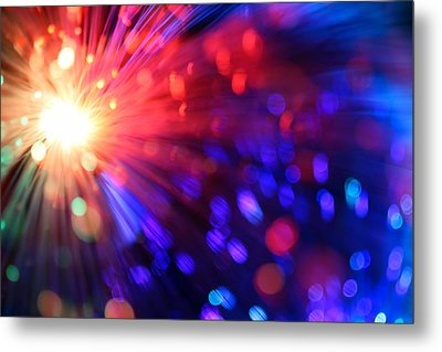 Revolution Metal Print by Dazzle Zazz
